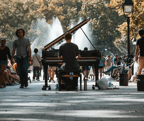 What is the Piano Connect Virtual Retreat?